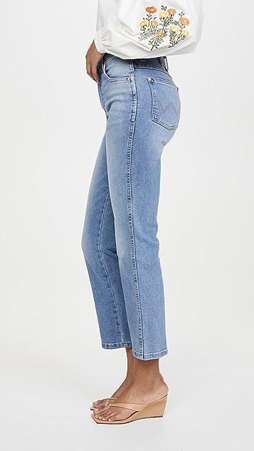 Wrangler Heritage Fit Jeans
