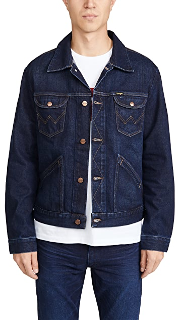 Wrangler Indigood Wrangler Icons Jacket