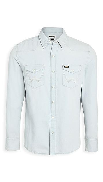 Wrangler Icons Western Shirt - 27MWLBR