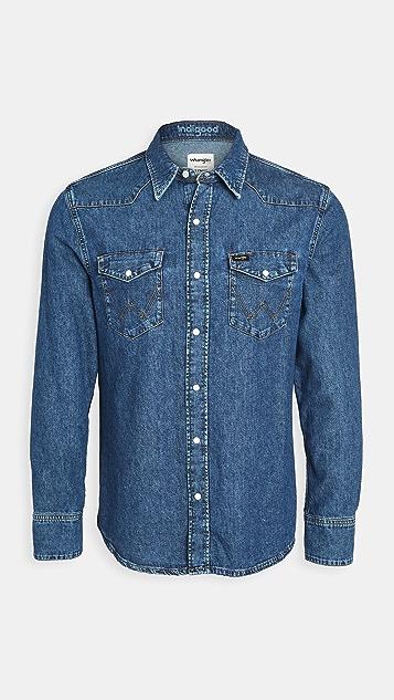 Wrangler Icons Western Shirt