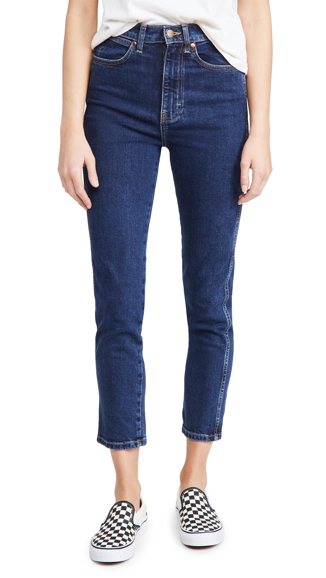 Wrangler Whimsy High Rise Slim Jeans