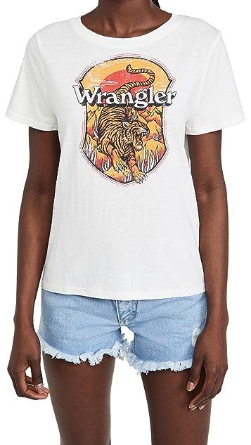 Wrangler Regular T 恤