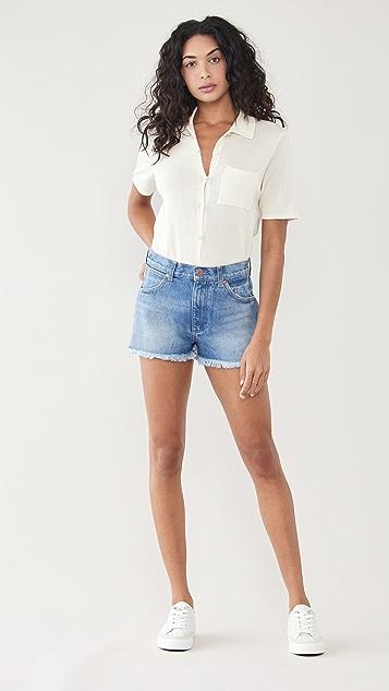 Wrangler 节日风格短裤