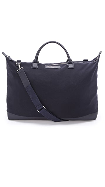 WANT LES ESSENTIELS Hartsfield Canvas Weekender Tote
