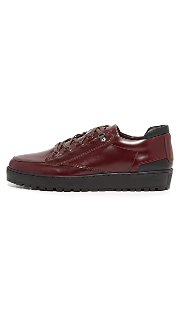 WANT LES ESSENTIELS Hopkins Lugged Sneakers