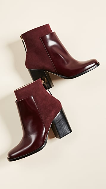 WANT LES ESSENTIELS Beatrix Ankle Booties