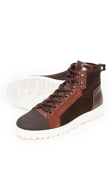 WANT LES ESSENTIELS Hopkins Mid Hiking Sneakers