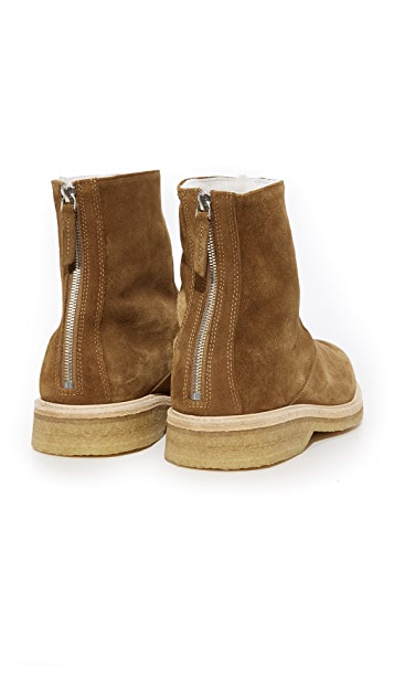 WANT Les Essentiels Stevens Crepe Sole Boots