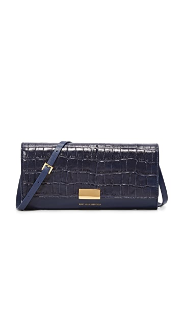 WANT Les Essentiels Bradshaw Continental Wallet