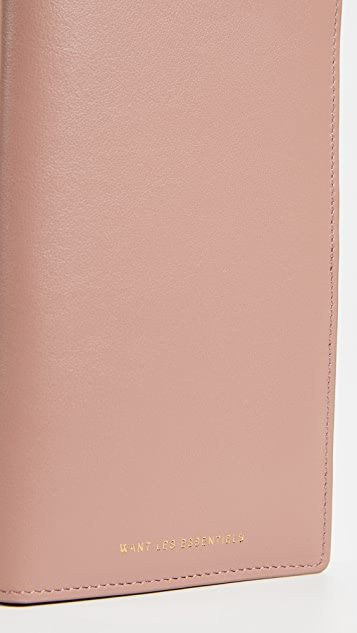 WANT Les Essentiels Fleming Vertical Wallet