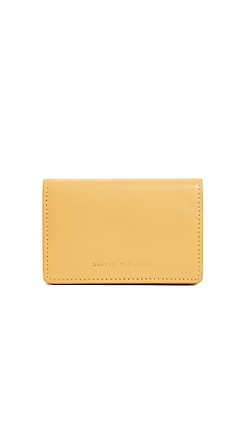 WANT Les Essentiels Lambert Card Case