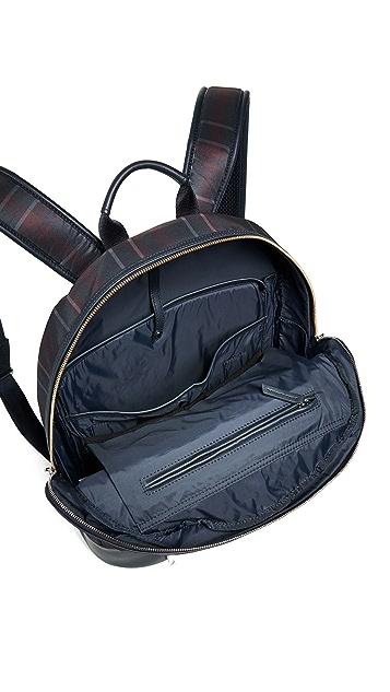WANT Les Essentiels Plaid Backpack