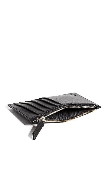 WANT Les Essentiels Adano Zipped Cardholder
