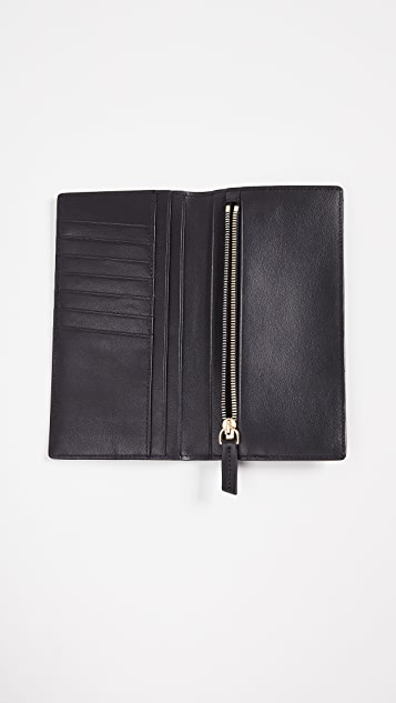 WANT Les Essentiels Slim Vertical Wallet