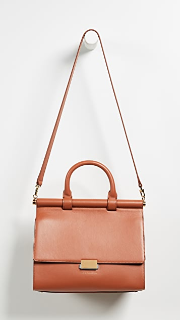WANT Les Essentiels Maxi Valencia Satchel Bag