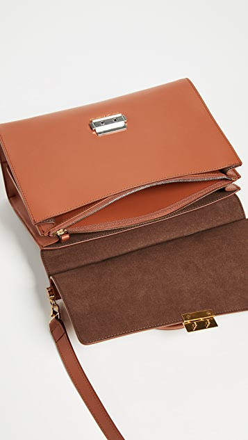 WANT Les Essentiels Крупная сумка-портфель Valencia