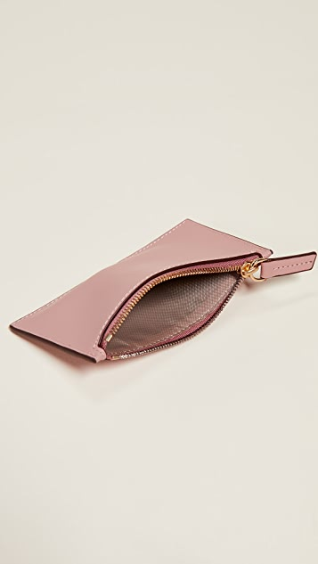WANT Les Essentiels Adana Zipped Card Holder