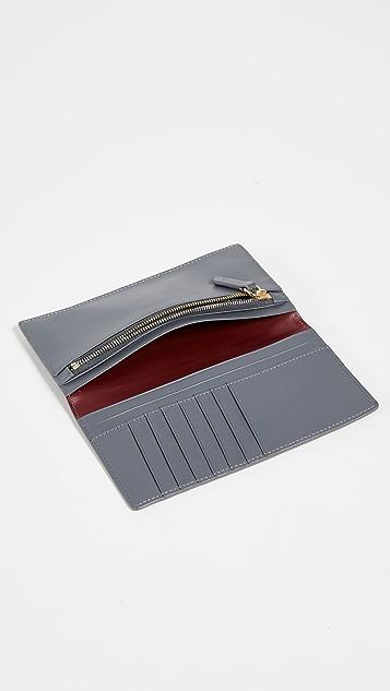 WANT Les Essentiels Fleming Slim Vertical Wallet