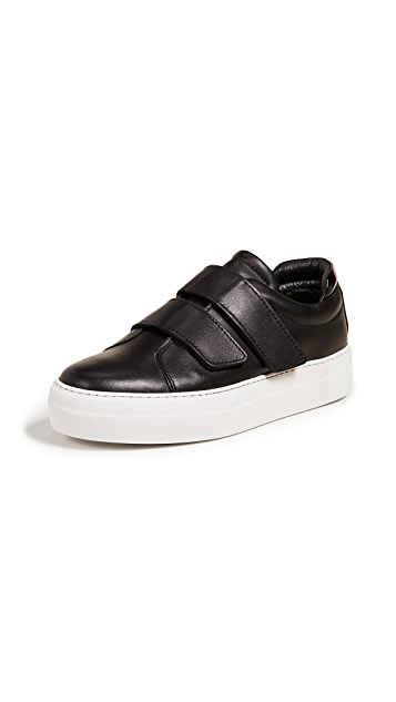 WANT Les Essentiels Lalibela Velcro Strap Sneakers