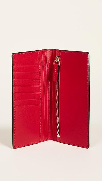 WANT Les Essentiels Fleming Vertical Wallet