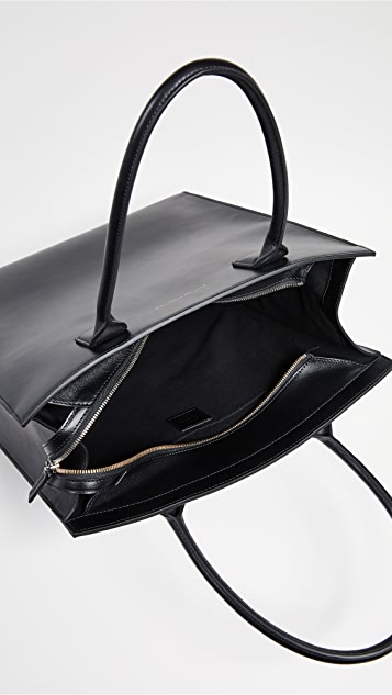 WANT Les Essentiels Aberdeen Structured Tote