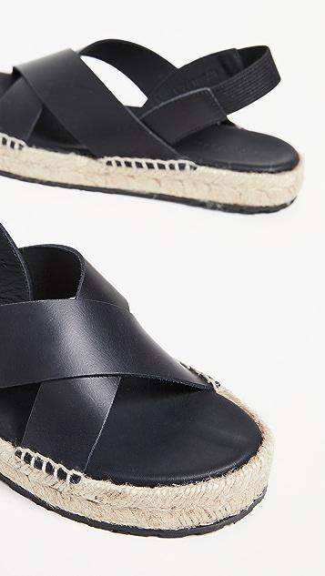 WANT Les Essentiels Niutta Espadrille Sandals