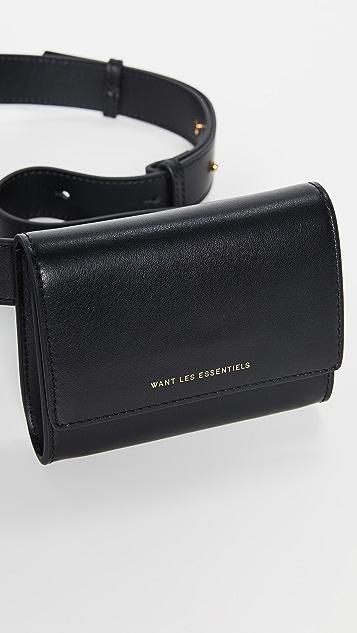 WANT Les Essentiels Поясная сумка Luka