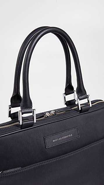 WANT Les Essentiels Haneda Nylon Computer Bag