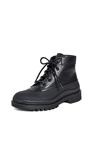 WANT Les Essentiels Luton Mid Work Boots