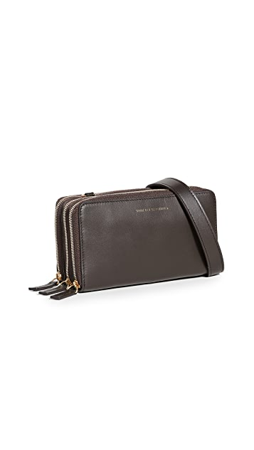 WANT Les Essentiels Petra Zip Crossbody Bag