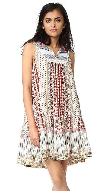 Warm Baja Dress