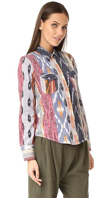 Warm Ripple Shirt