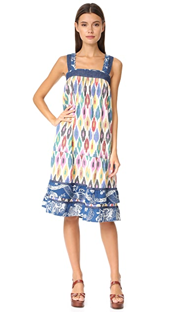 Warm Vista Dress