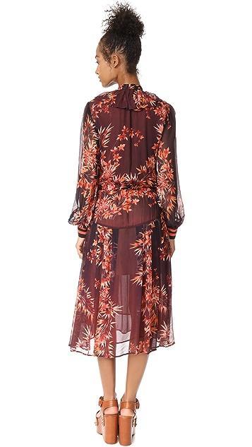 Warm Cuff Dress