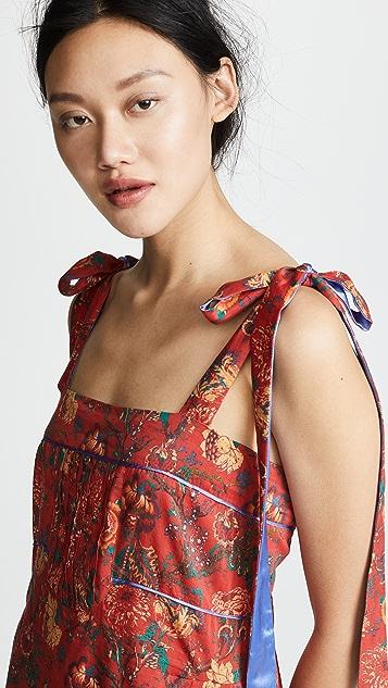 Warm Leela Dress
