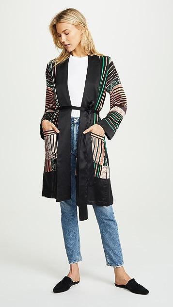 Warm Kimono Jacket