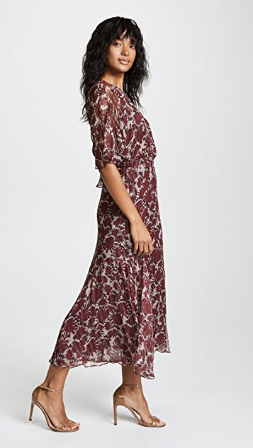 Warm Paradise Dress
