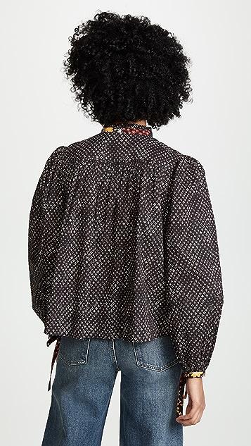 Warm Блуза Mystic