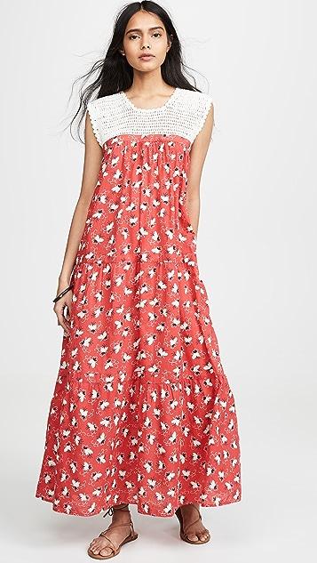Warm Платье Shade