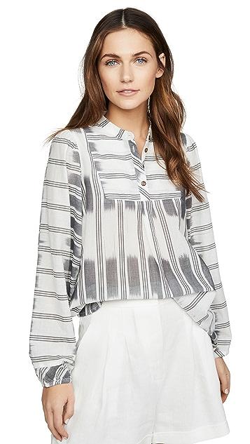 Warm Блуза Coed