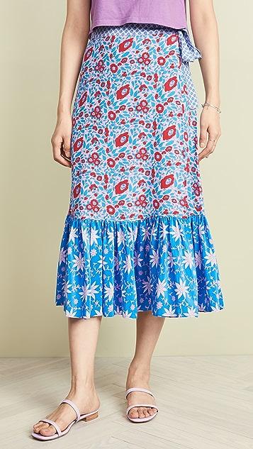 Warm Wrap Skirt