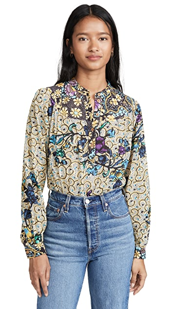Warm Ditte Blouse