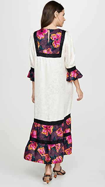 Warm Frida Dress