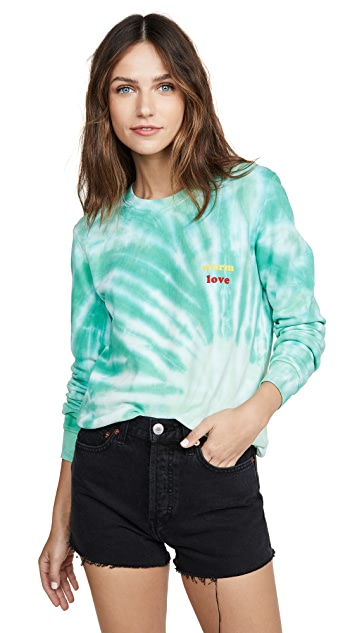 Warm Warm Love Crew Sweatshirt