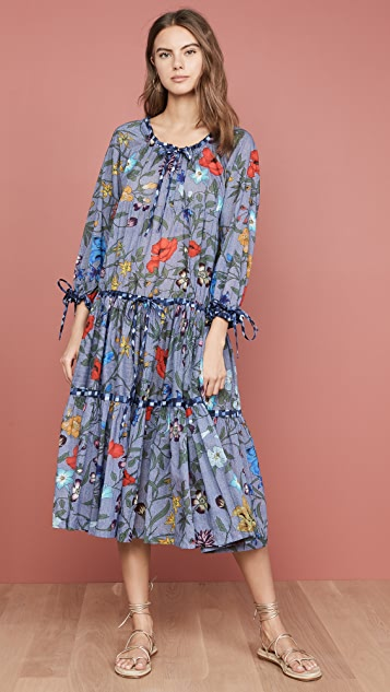 Warm Платье Colonial