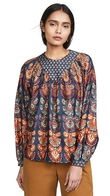 暖色 Nicole 女式衬衫