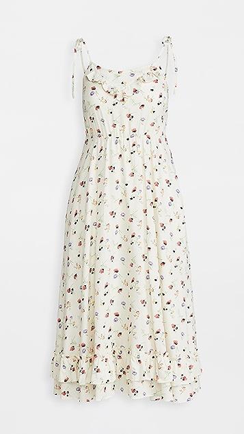 Warm Rosie Dress