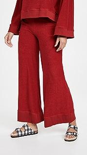 Warm Minimal 运动裤