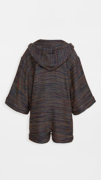 冬情暖意 Playa 短款连身衣