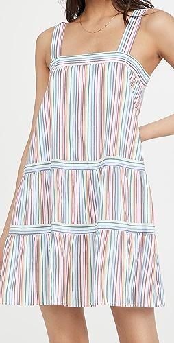 Warm - Rainbow Dress